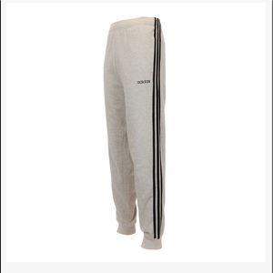 NWT Mens Adidas 3 Stripe Jogger Pants